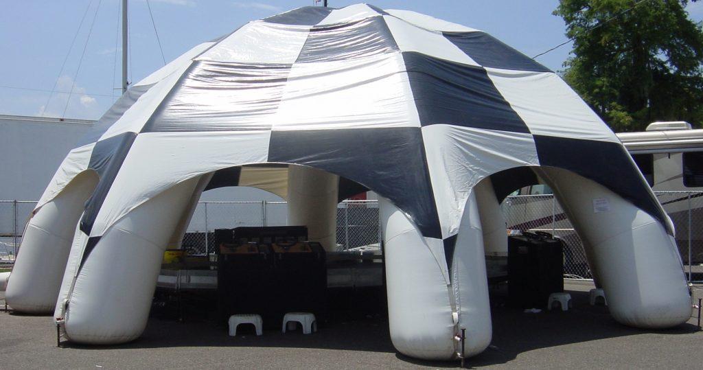 racing tent